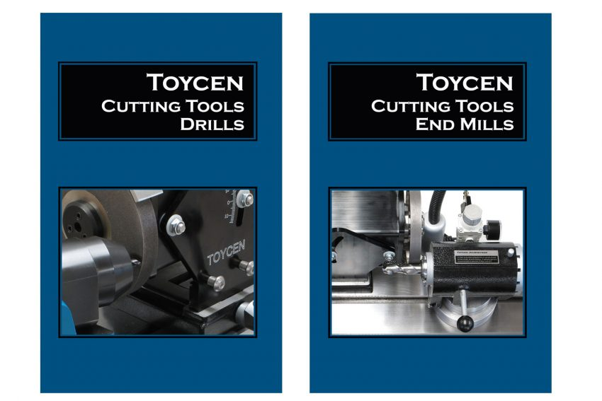 Jeff Toycen Book on Cutting Tools